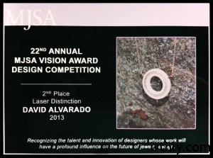 Irthly Jewelry Award